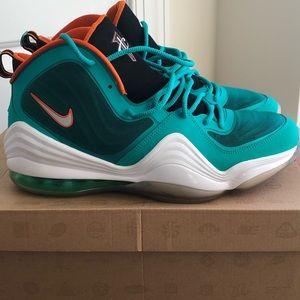 """Nike Air Penny V """"Miami"""""""